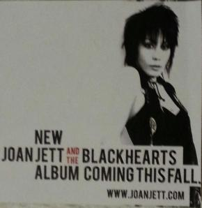 NEW Joan Jett album coming THIS FALL