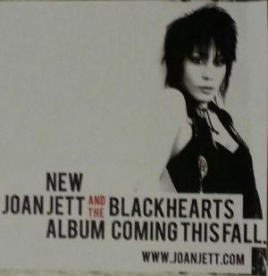 From @jettheadal - card included with Record Store Day exclusive re-release of Album.