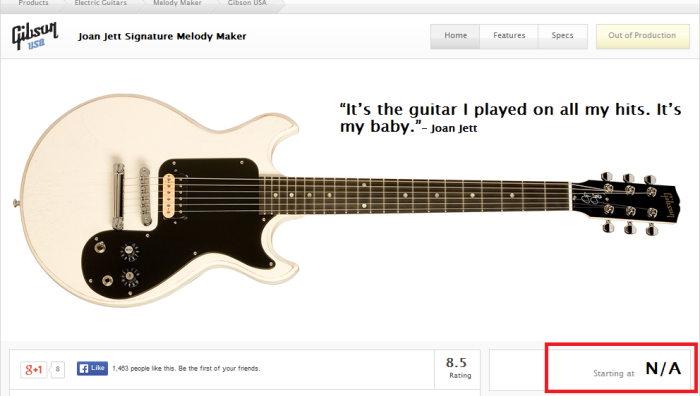 http://www2.gibson.com/Products/Electric-Guitars/Melody-Maker/Gibson-USA/Joan-Jett-Signature-Melody-Maker.aspx