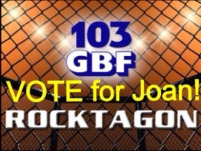 Joan Jett advances to the 4th Rocktagon